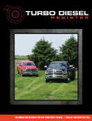Turbo Diesel Register - Issue 91 - Cover