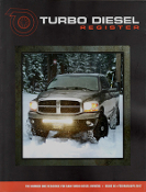 Turbo Diesel Register - Issue 94 - Cover