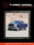 Turbo Diesel Register - Issue 101 Cover