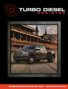Turbo Diesel Register - Issue 106 Cover