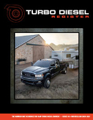 Turbo Diesel Register - Issue 108 Cover